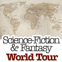 Science-Fiction & Fantasy World Tour Logo