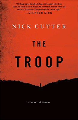 The Troop by Nick Cutter, 2014