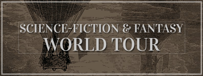 Science-Fiction & Fantasy World Tour by Books