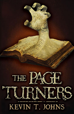 Review: The Page Turners: Blood by Kevin T. Johns