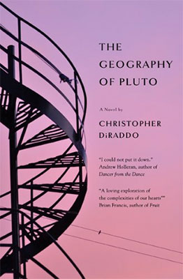 Review: The Geography of Pluto by Christopher DiRaddo