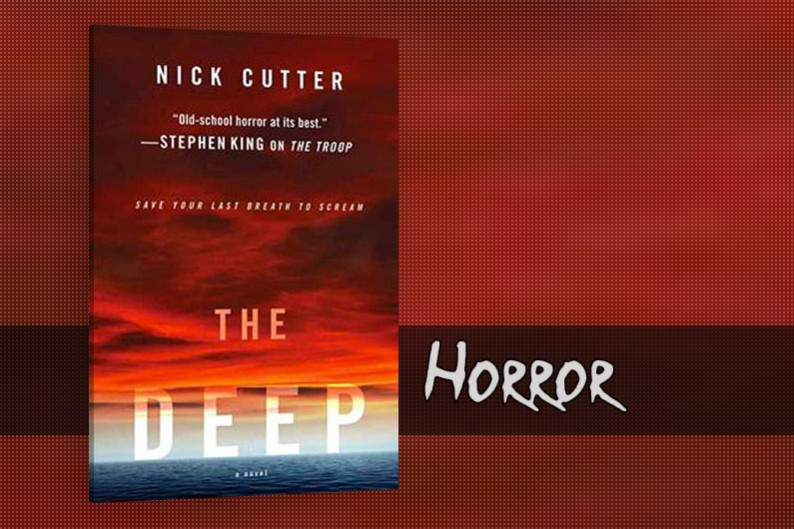 The Deep by Nick Cutter, Horror Book