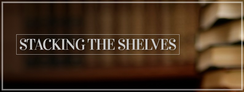 tacking the Shelves - MapleBooks new reads!