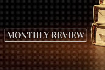 Monthly Review - MapleBooks - Book Reviews