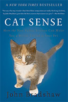 Cat Sense by John W.S. Bradshaw