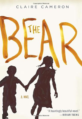 Review: The Bear by Claire Cameron