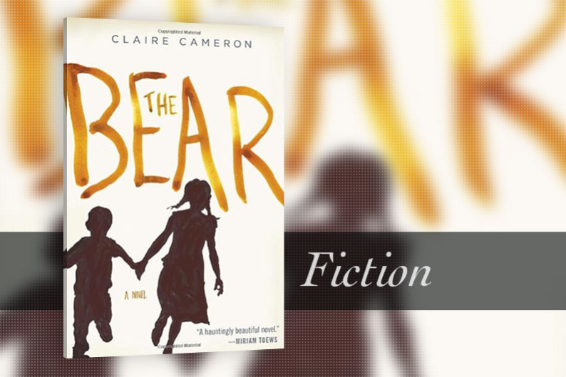 Book Review: The Bear by Claire Cameron