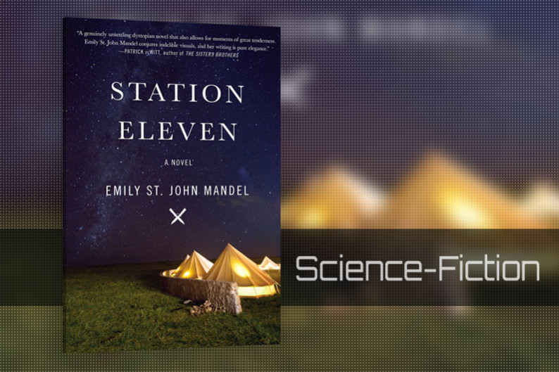 Station Eleven by Emily St. John Mandel: review, science-fiction