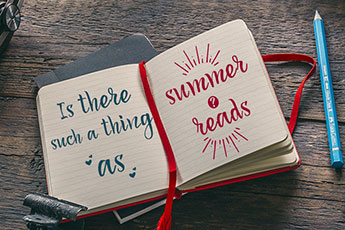 Summer reads: is there such a thing?