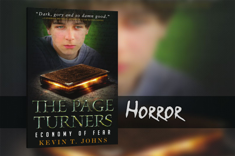 The Page Turners #2: Economy of Fear by Kevin T. Johns