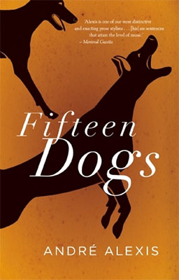 Review: Fifteen Dogs by André Alexis