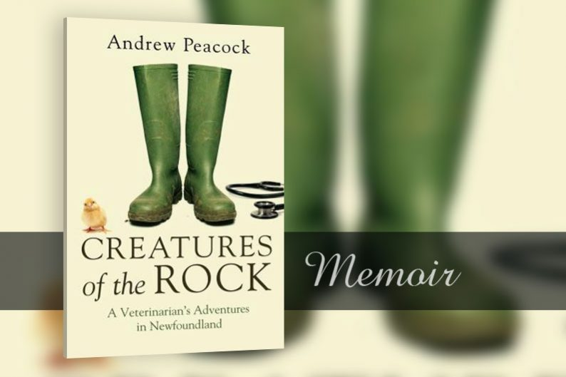 Creatures of the Rock by Andrew Peacock - review