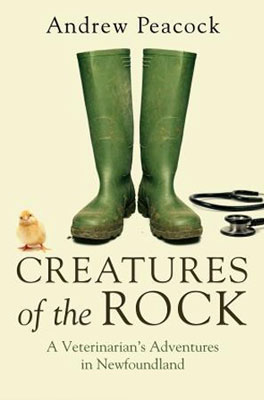 Review: Creatures of the Rock by Andrew Peacock