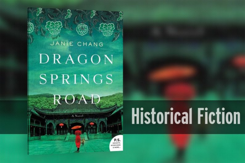 Dragon Springs Road by Janie Chang - Review