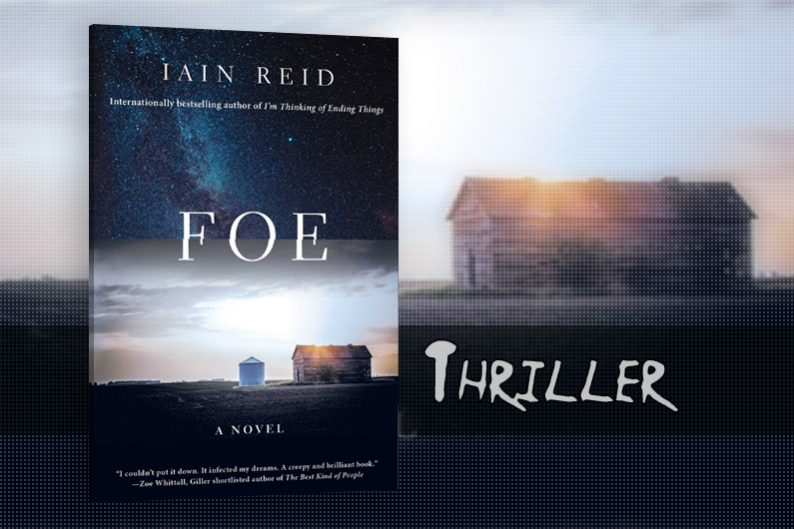 Foe by Iain Reid - Review